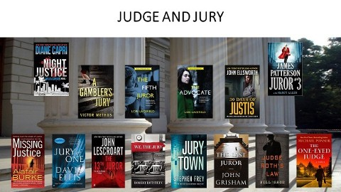 Judge and Jury Giveaway