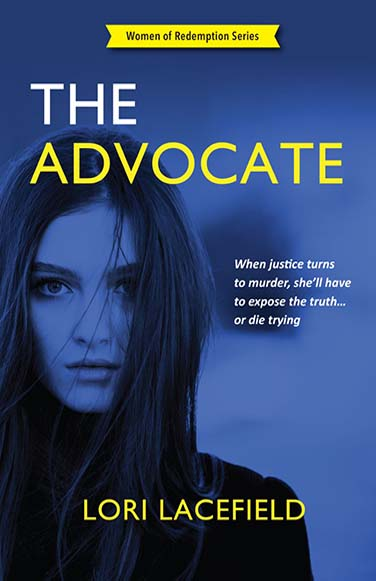 The Advocate New Cover